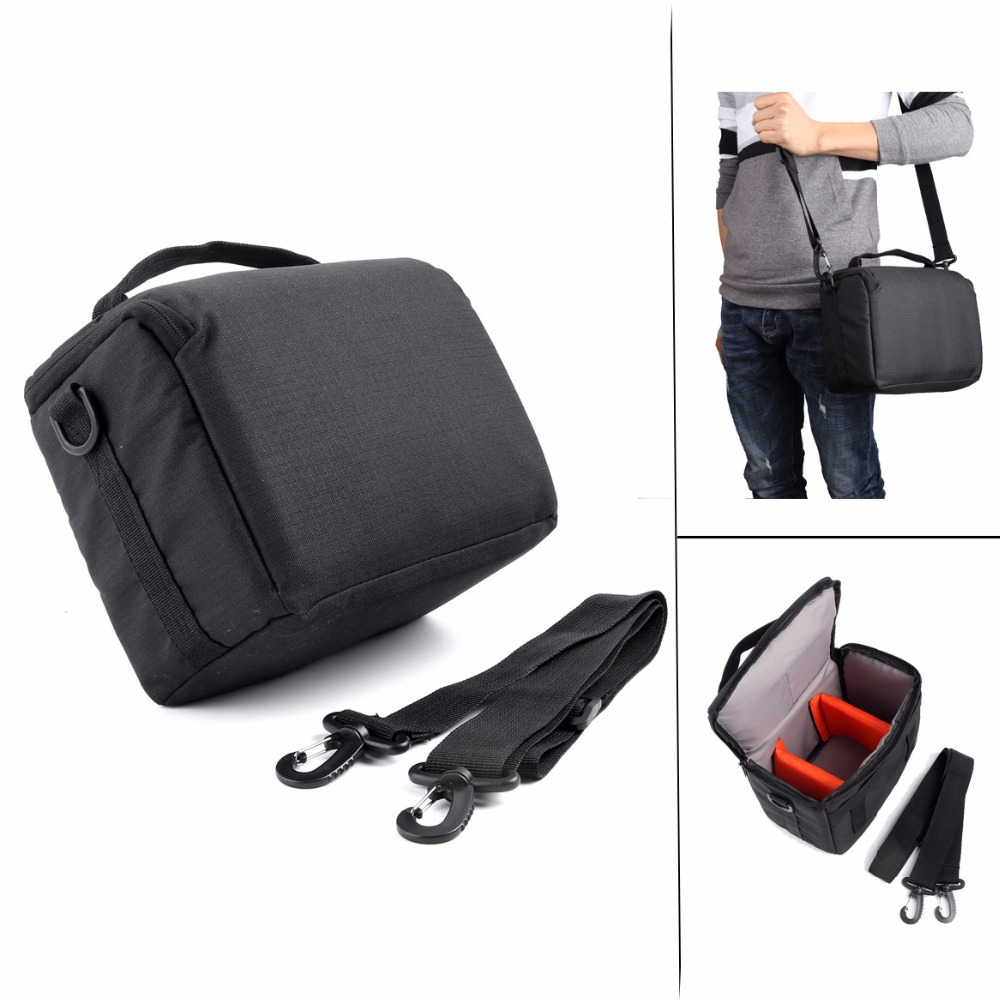 DSLR Camera Bag Case For Nikon DSLR D3400 D5200 D5500 D90 D750 D5600 D5300 D5100 D7000 D7100 D7200 D3100 D80 D3200 D3300