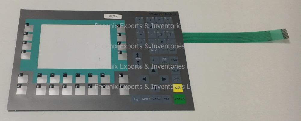 Brand New Membrane keypad for OP277 6 Operating Panel Button Pad