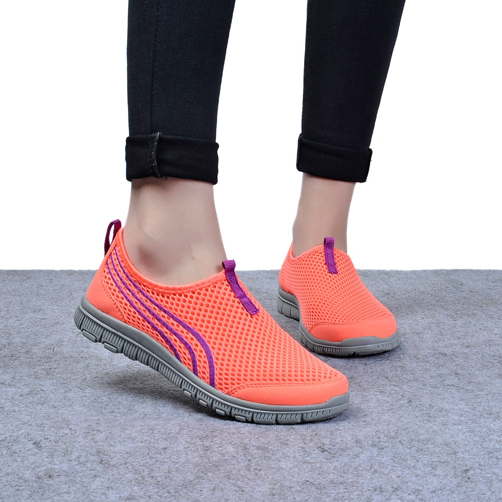LEMAI New Trend Sneakers For Women Outdoor Sport Light Running Shoes Lady Shoes Breathable Mujer Zapatillas Deportivas fb001-7 30