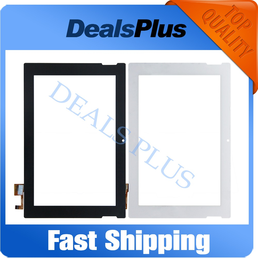 Replacement New Touch Screen Digitizer Glass For Medion Lifetab S10346 MD98992 DY10118(V4) 10.1-inch Black White Free Shipping 1 pcs for iphone 4s lcd display touch screen digitizer glass frame white black color free shipping free tools