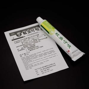 Image 4 - Антизудящий крем от укусов комаров, антибактериальная мазь, китайский травяной медицинский пластырь, забота о здоровье детей и взрослых, P1022, 1 шт.