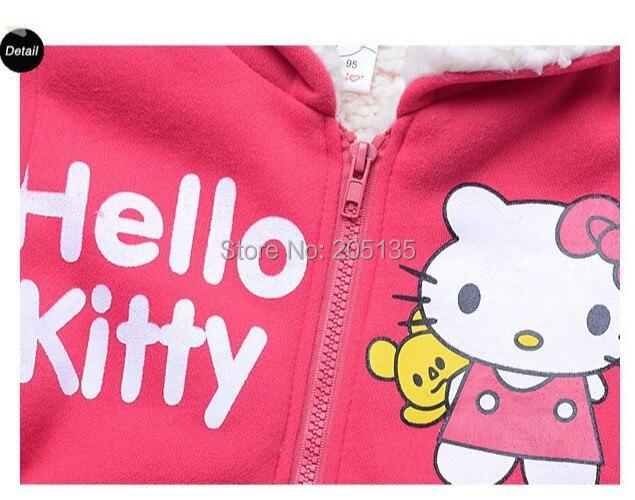 2016-Baby-girls-Hello-Kitty-coat-Hooded-fur-Sweater-Winter-Warm-Jacket-Children-outerwear-kids-clothes-retail-3