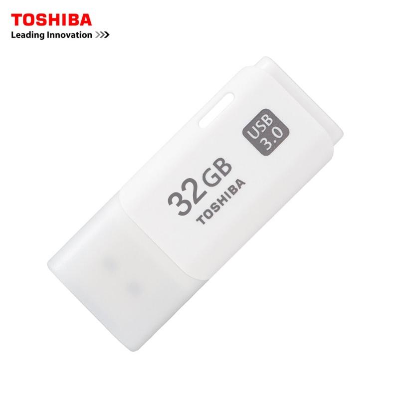 TOSHIBA USB flash drive 32GB Real Capacity THUHYBS USB 3 0 32G USB flash drive quality