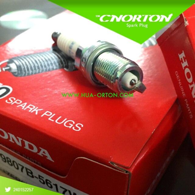 Набор (10) 9807B-5617W IZFR6K11 Свечи Зажигания Свечи Зажигания Для Honda Accord Acura MDX TL RL CL 9807B5617W