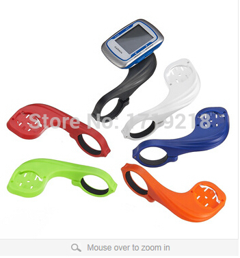Colourful Bicycle Computer Handlebar Mount For Garmin Edge 200 500 800 510 810 QuickView Stopwatch mount 31.8mm
