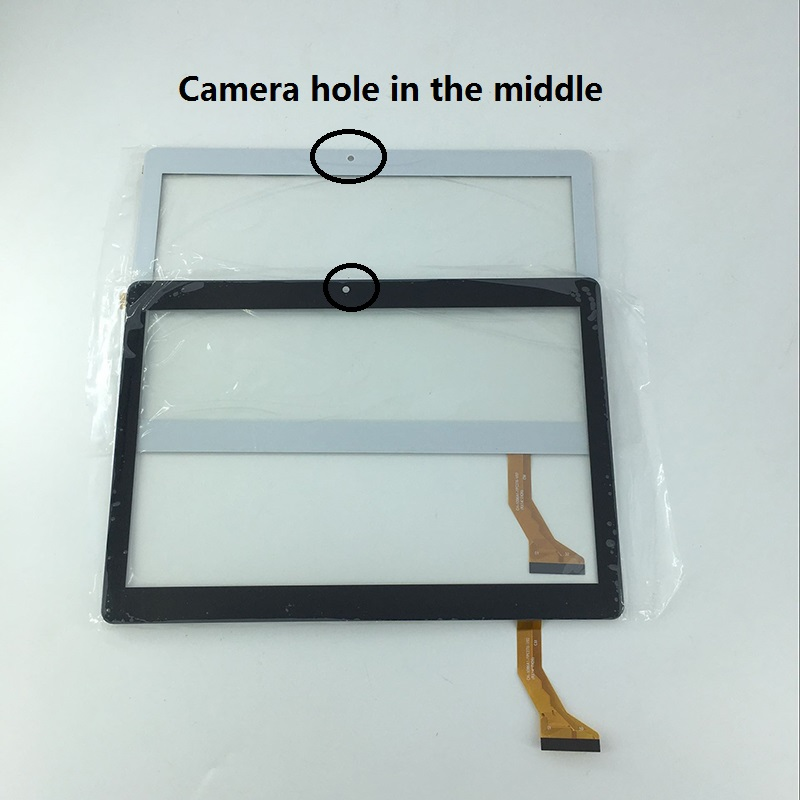 9.6 Inch CH-1096A1-FPC276-V02 (RX14.TX26) CM MJK-0607-V1 FPC Touch Screen Panel Digitizer Sensor Glass Repair Replacement Parts