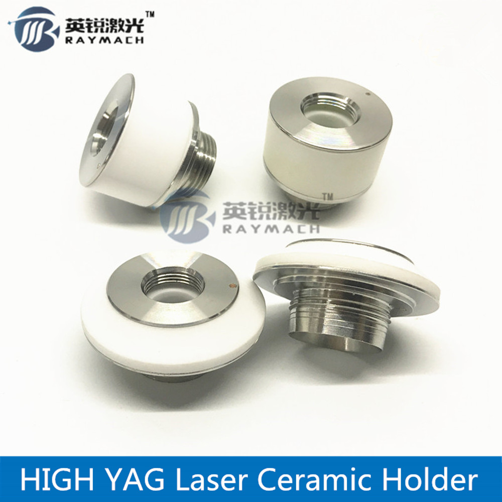 laser Ceramic HIGHYAG NUKON CUTTER laser nozzle cutting head metal parts Ceramic Ring laser mirror fiber