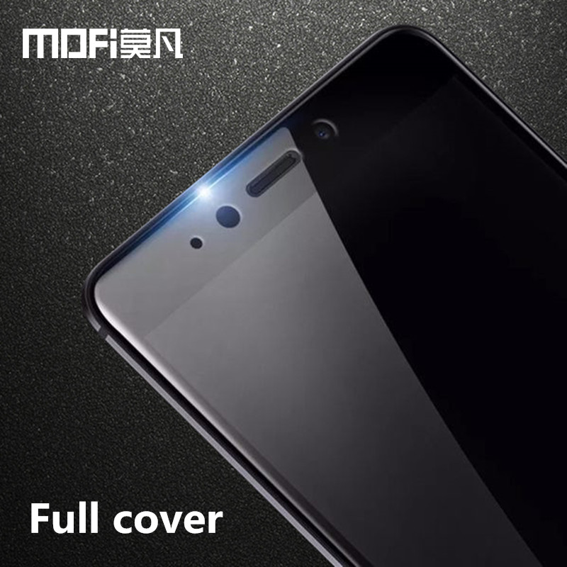 Xiaomi Redmi Note 4x glasgehärtetes MOFi Xiaomi Redmi Note 4x Displayschutzfolie Full Cover Redmi Note 4x Glasfolie global