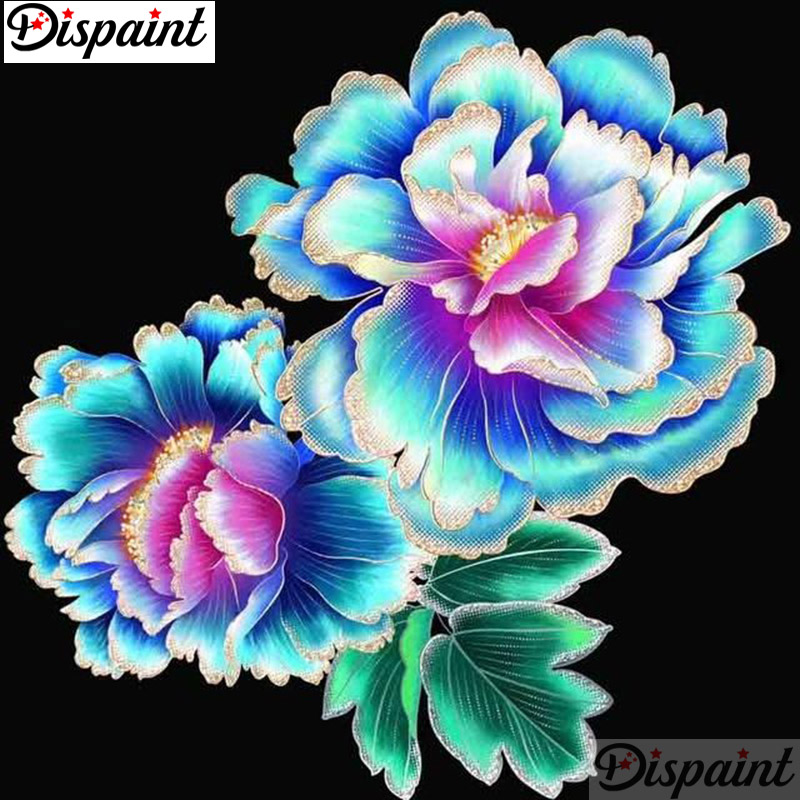 Full Square Round Embroidery 5D Diamond Painting Kits Corrector Point Drill Pen