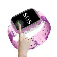 Waterproof Smart Watch GPS Touch Phone Call Location Tracker Bracelet for Kids children watch