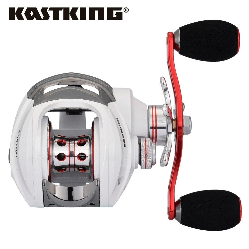 KastKing Whitemax Compact 8KG 17 6LB Baitcasting Fishing Reel Perfect Low Speed 5 3 1 Gear