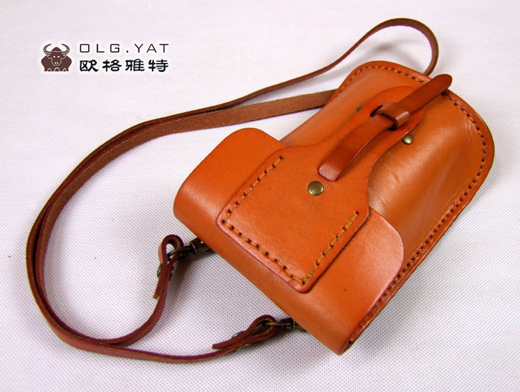Yat Handmade Leather Bag One Shoulder Inclined The Fashion Mini Brazilian Pure Package In Crossbody Bags From Luggage On