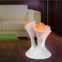 Style Color Changing Night Light Movable Glowing Ball Kids Bedside Lamp Color LED Bedroom Glowing Balls