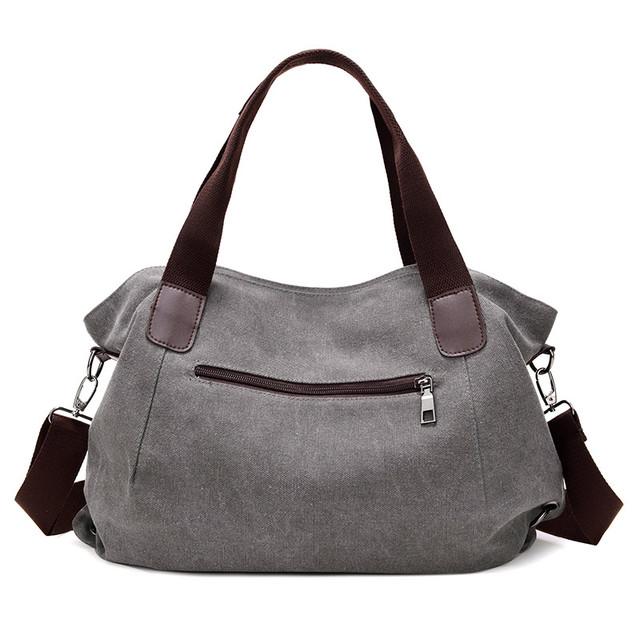 2016 New Fashion Women's Handbag Cute girl Tote Bag Lady Canvas Shoulder bag Female Large Capacity leisure bag