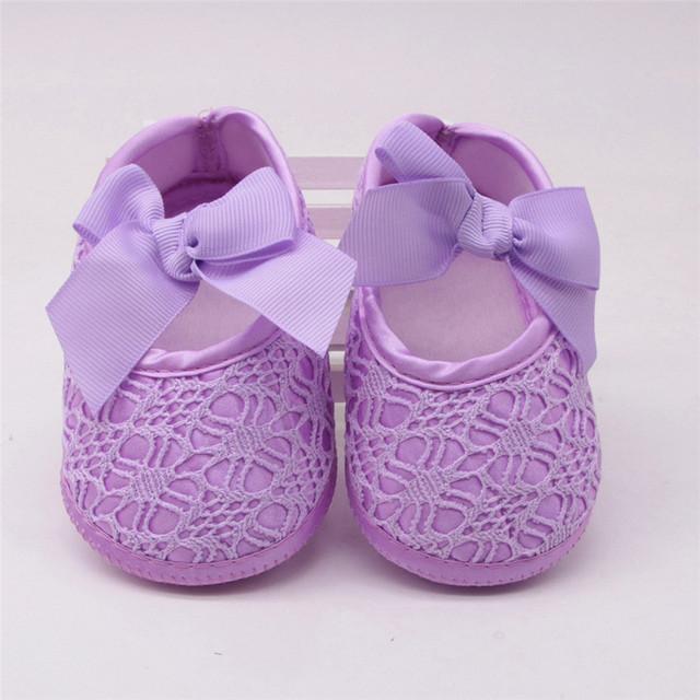 Comfortable Fashion Bow Shoes
