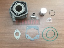 30 countries free shipping:39.5MM Cylinder Piston Ring Gasket Kit KTM 50 SX50 Pro Junior Senior Parts