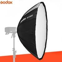 Godox 85 см AD S85S встроенный серебристый софтбокс с сотовой сеткой Godox крепление софтбокс для AD400PRO flash