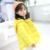 2016 Outono Inverno Crianças Algodão Acolchoado-Down Jacket Hodded Outwear Casaco de Inverno Da Menina Do Bebê