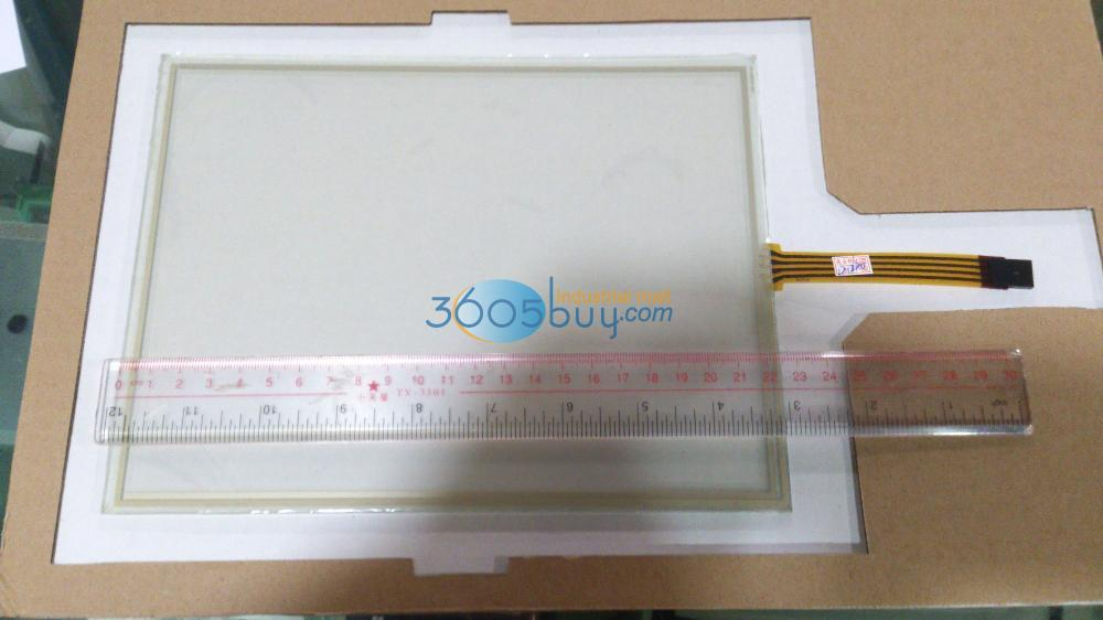 10.4 inch 4 Wire Touch Screen 225x174 industrial touch screen glass new amt 146 115 4 wire resistive touch screen ito 6 4 touch 4 line board touch glass amt9525 wide temperature touch screen