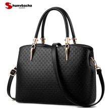 Women's Handbag 2017 New Women's Handbags Women's Stereotypes Totes Sweet Ladies Pu Leather Messenger Bag Girls Shoulder Bag