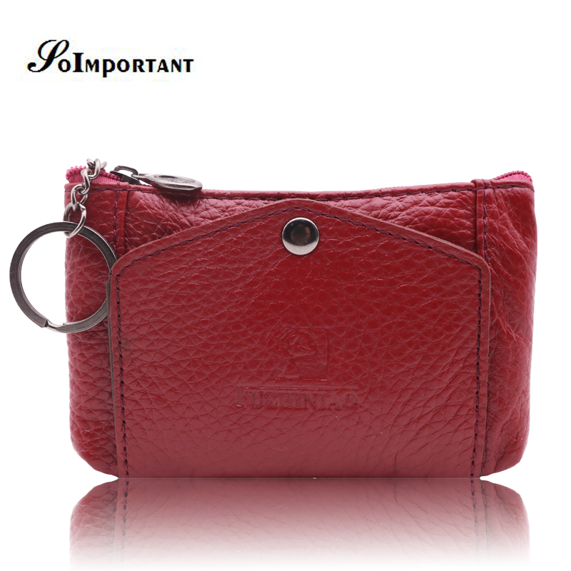 Mini Women Wallets Genuine Leather Wallets Female Credit Card Coin Purse Holder Small Women Purses Key Holder Portefeuille Femme brand 3 fold genuine leather women wallets coin pocket female clutch travel wallet portefeuille femme cuir red purse card holder