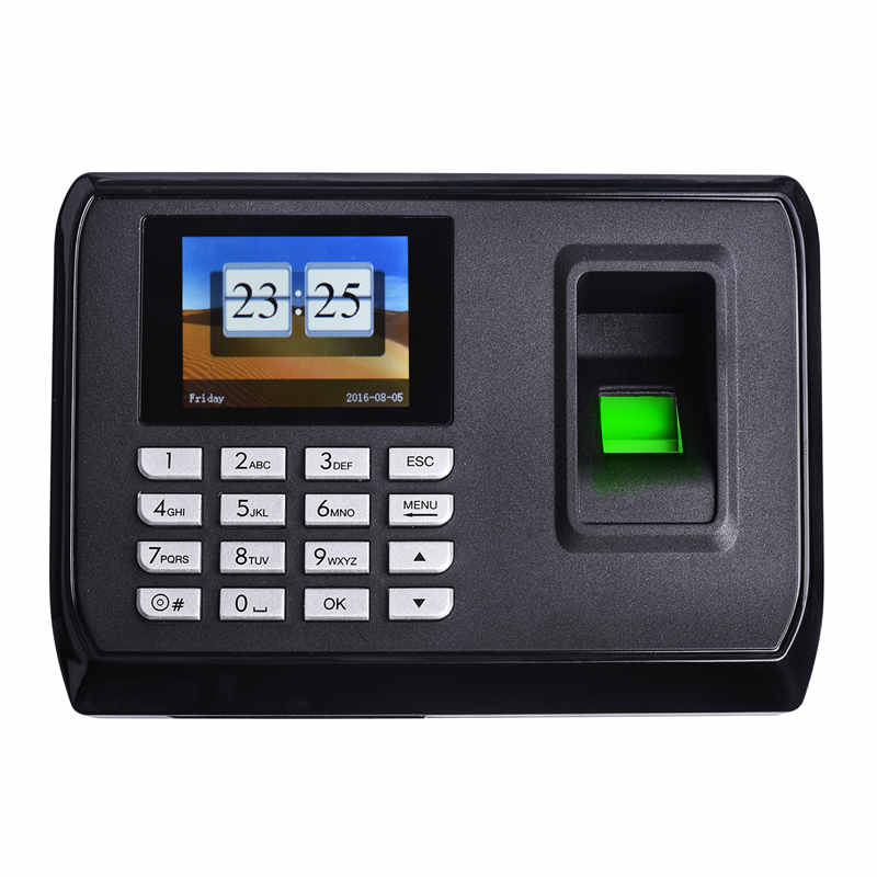600 User Fingerprint/Password Door  Access Control System