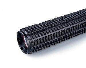 Image 3 - SHENYU Honkbalknuppel Foelie Vormige LED Zaklamp voor Veiligheid en Zelfverdediging Ultra Heldere Baton Zaklamp Ass Kicker