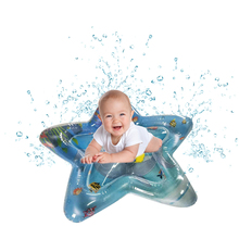 creative Baby Inflatable Patted Pad Water Cushion Prostate Pat toy  Dual Use Toy