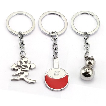 Брелок аниме «Наруто», «Гаара», повязка на голову, sabaku no gaara Uchiha Itachi House, брелок с логотипом, держатель для ключей, аксессуары для автомобиля