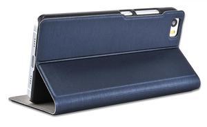 "Image 4 - Original xiaomi mi5 case xiomi mi 5 pro prime case cover flip case xiaomi mi 5 cover PU leather +hard PC back coque luxury 5.15"""