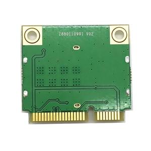 876 м Двухдиапазонная 2,4 + 5G Bluetooth V4.0 Wifi Беспроводная мини PCI-Express карта для Intel 7260 AC 7260HMW 7265 IT-7265HMW