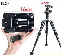 Bexin mate 10 Tabletop Mini Travel Tripod Ball head Compact For iphone DSLR Camera