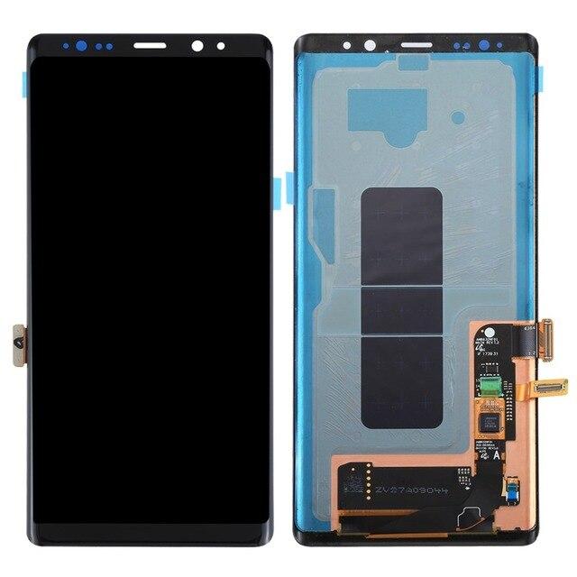 Новый для ЖК-дисплей Дисплей + Touch Панель для Galaxy Note 8 (N9500) ремонт, замена, аксессуары