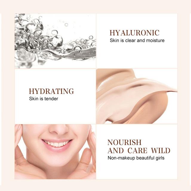 Natural Pore Cover Moisturizing BB Cream