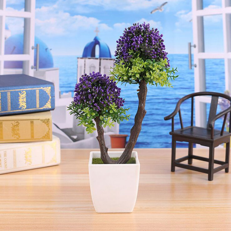 Fake Trees Home Decor