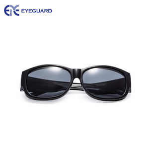 Image 4 - EYEGUARD Lady Fashion Fit Over Sunglasses Oval Rectangular Polarized Glasses Women