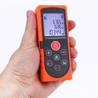 새로운 150 m 레이저 거리 측정기 레이저 거리 측정기 정확도 2mm 최대 측정 거리 150 m KXL-Q150