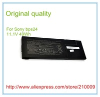 Original Laptop Battery VGP BPS24 For Vaio SA SB SC SD SE VPCSA VPCSB 49WH 4400mAh