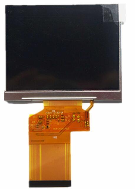 D'origine 3.5 HD TFT LCD écran d'affichage pour Satlink WS-6906 lcd Satlink WS 6906 lcd panneau satellite Finder Compteur livraison gratuite