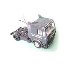 Dasmikro Das87 Das87E01 HO Масштаб 1/87 двухосный грузовик шасси Быстрый DIY комплект без кузова