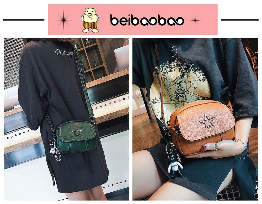mulheres satchel bolsa de compras mensageiro sacos crossbody estrela