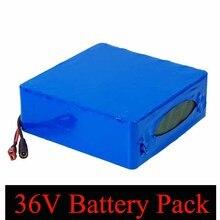 LiitoKala 36 V 30AH lithium pin 36 V 30000 mAh pin 18650 dành cho xe đạp điện với 42 V 30A BMS Bảo Vệ