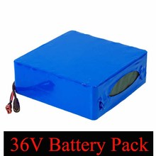 Liitokala 36V 30AH литиевая батарея 36v 30000mAh 18650 Аккумулятор для электрического велосипеда с 42v 30A BMS защитой