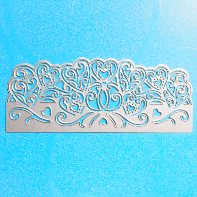 YLCD832 Flower Lace Metal Cutting Dies For Scrapbooking Stencils DIY Album Paper Cards Decoration Embossing Folder Die CutterYLCD832 Flower Lace Metal Cutting Dies For Scrapbooking Stencils DIY Album Paper Cards Decoration Embossing Folder Die Cutter