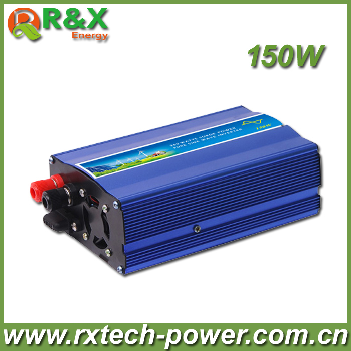HOT SALE!! 150W Off Grid Inverter Pure Sine Wave Inverter DC12V or 24V or 48V input, Wind Turbine Inverter ,Solar Inverter wind power generator 400w for land and marine 12v 24v wind turbine wind controller 600w off grid pure sine wave inverter