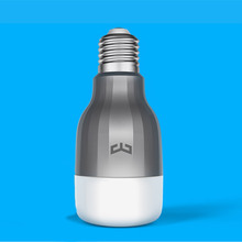 Original Xiaomi Yeelight Blue II LED Smart Bulb ( Color )E27 9W 600 Lumens Mi Light Smart Phone WiFi Remote Control