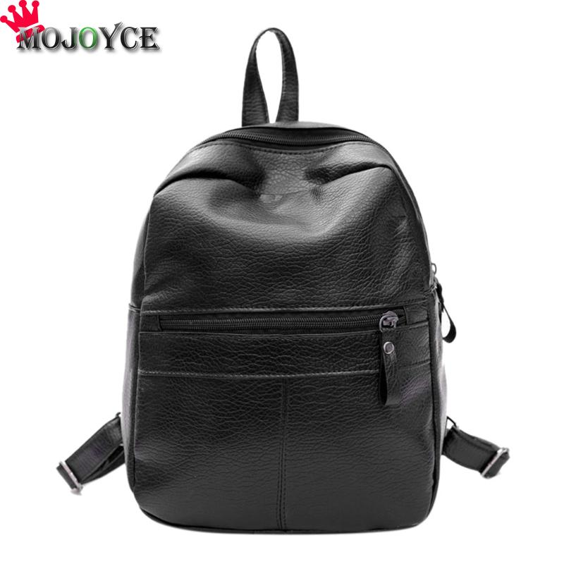 Women Cost-effective Backpack Vintage College Student School Backpack Bags for Teenagers Vintage Mochila Casual Rucksack Daypack cost justifying usability