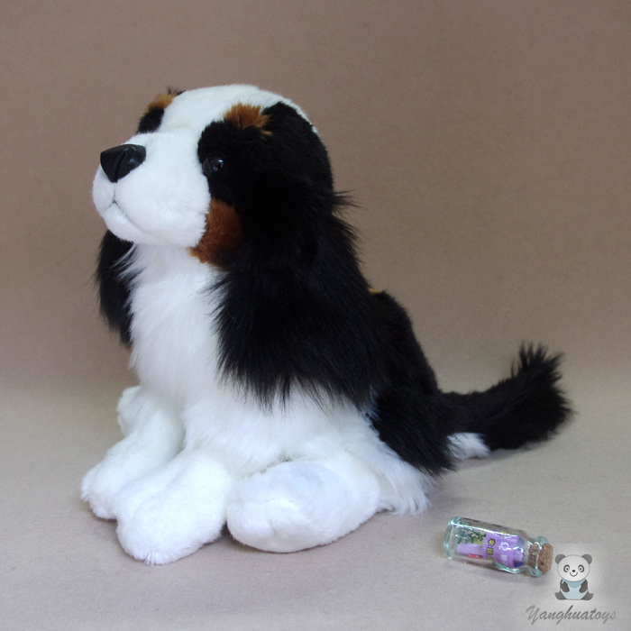 Charles King Beagle Plush Toys For Children Gifts Real Life Animals Stuffed Toy Cute Dogs Dolls