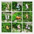 Дети играть игрушки девочки день рождения подарок домашнее животное cat собаки 6 шт. / lot аксессуары для barbie кукла