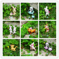 Free shipping 2014 new children play toys girls birthday gift pet cat dogs 6pcs/lot accessories for barbie doll
